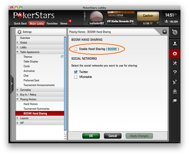 Статистика pokerstars старс home games