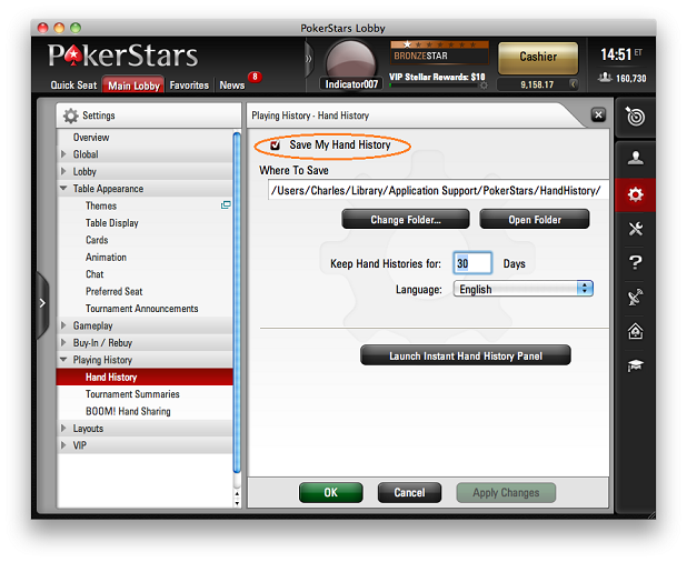 poker odds calculator pokerstars mac